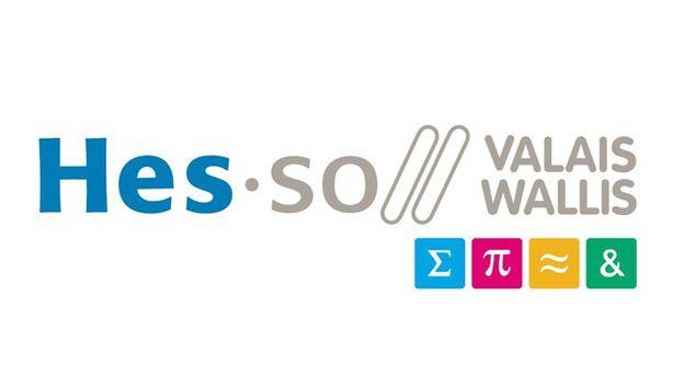 Logo de la haute école Valais Wallis.