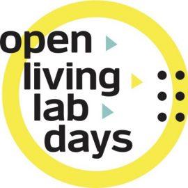 Logo de l'open living lab days.