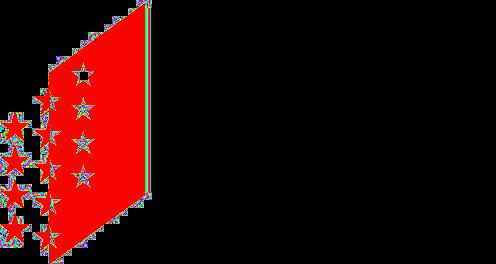 Logo du canton du Valais