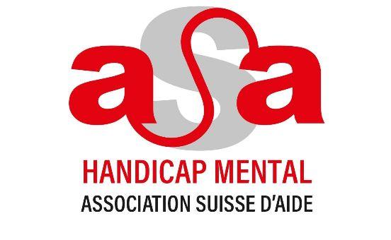Logo de Asa Handicap Mental, Association suisse d'aide
