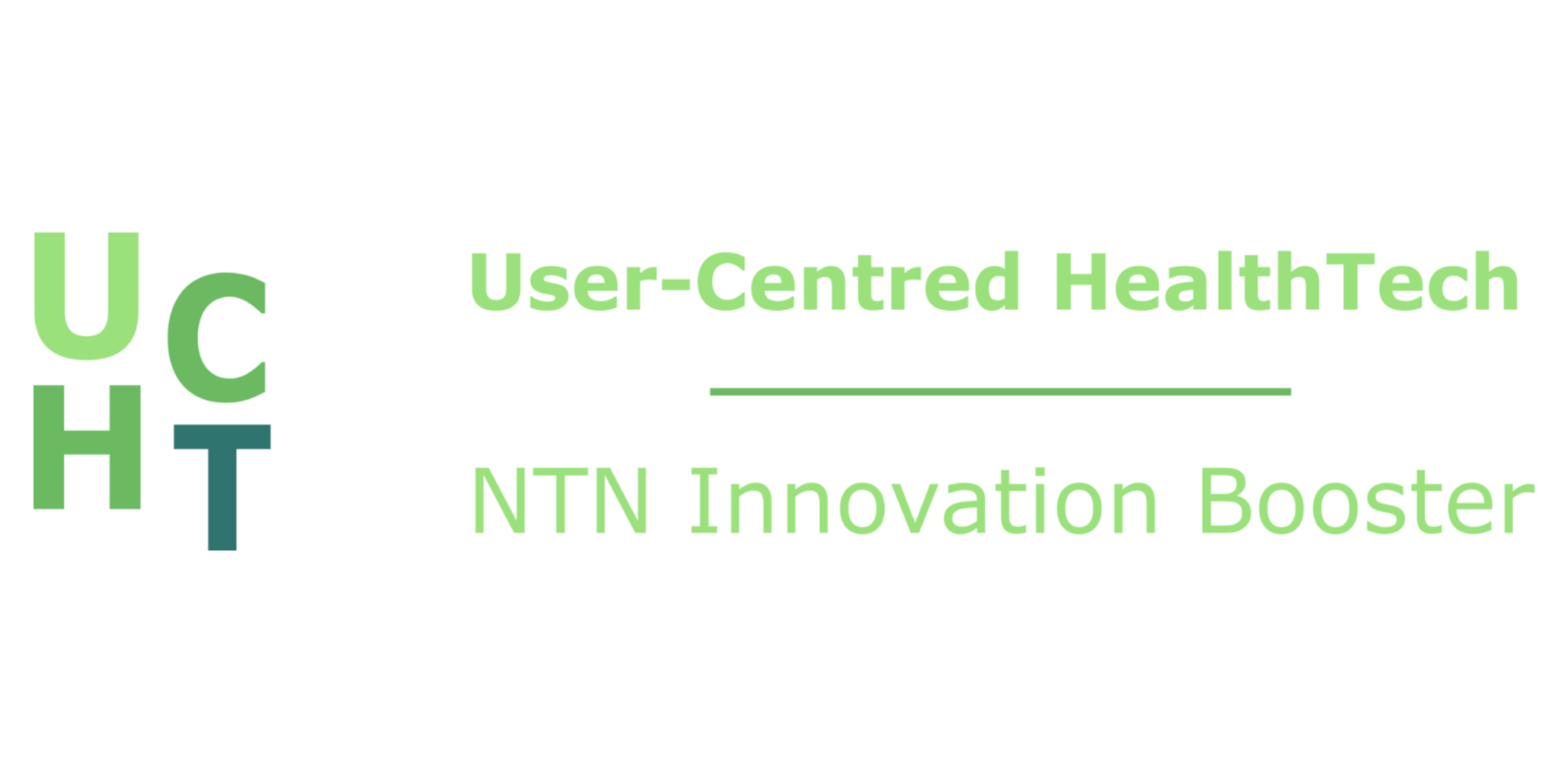 User-Centred HealthTech