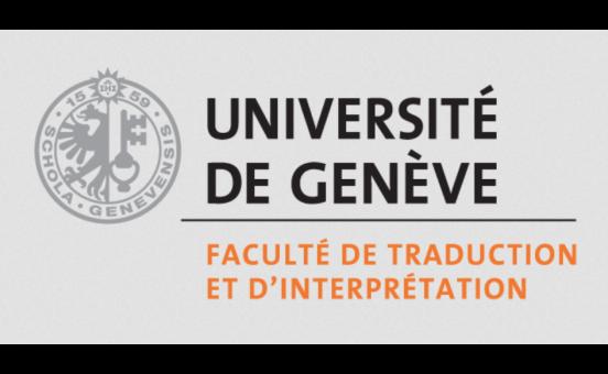 logo Université de Genève Faculté de Traduction et d'Interprétation