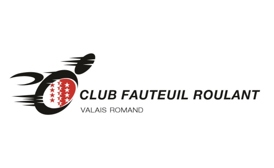 logo club fauteuil roulant valais romand