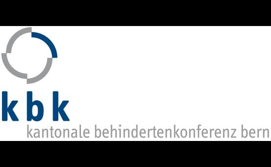 logo kbk kantonale behindertenkonferenz bern