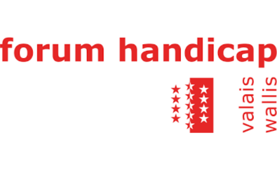 logo Forum Handicap Valais Wallis