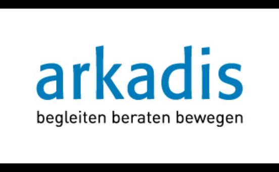 Logo Arkadis begleiten beraten bewegen