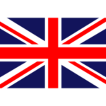 The British flag indicates that the text below is in English